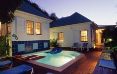 Villa Finistere St Barth by Flamands Beach
