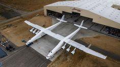 Stratolaunch – самый большой самолет в мире « FotoRelax