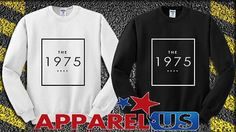 The1975 swearshirt unisex adults on size S-3XL. by Bottomsweater