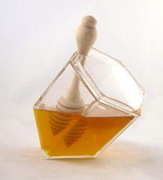 Dipper & Jar Honey Set