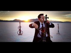 ▶ Moonlight - Electric Cello (Inspired by Beethoven) - ThePianoGuys - YouTube