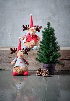 Rénszarvas AKE MA35cm vegyes | JYSK Elf On The Shelf, Christmas Ornaments, Holiday Decor, Home Decor, Decoration Home, Room Decor, Christmas Jewelry, Christmas Decorations, Home Interior Design