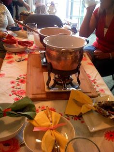Caribbean Cheese Fondue (from The Melting Pot) Recipe