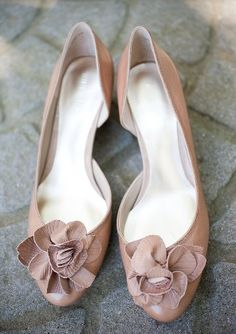 OMG Shoes | The Blushing Bride