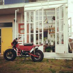 Greenhouse  motra  bike