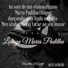 Maria Padilha traz paz e amor