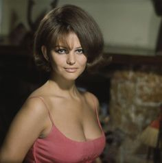 Claudia Cardinale: Happy Birthday to One of the Most Beautiful Women to Grace the Screen- Updated! Claudia Cardinale, Timeless Beauty, Classic Beauty, Actrices Sexy, Gina Lollobrigida, Actrices Hollywood, Italian Actress, Italian Beauty, Sophia Loren