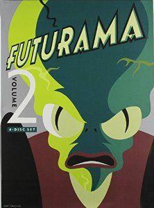 Amazon.com: Futurama: Volume 2: Katey Sagal, Billy West, Phil LaMarr, Tress MacNeille, John DiMaggio, Maurice LaMarche, Lauren Tom, David Herman, Matt Groening: Movies & TV