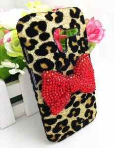 Amazon.com: Bling Shiny 3D Pink Bow Leopard Special Party Case Cover For Motorola Moto X Phone XFON XT1056 XT1058 XT1053 XT1055 XT1058 XT1056 XT1060 (Red Bow): Cell Phones & Accessories