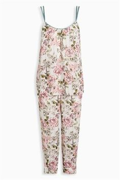 If culottes seem a little scary, why not ease into the trend by rocking the in PJ form?!
