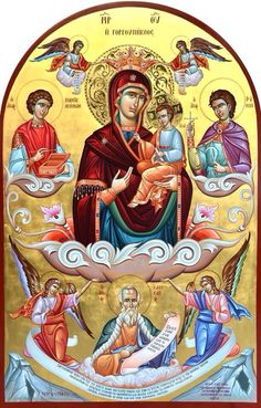 Orthodox Catholic, Orthodox Christianity, Religious Icons, Religious Art, Egg Art, Blessed Virgin Mary, Orthodox Icons, Madonna, Spirituality