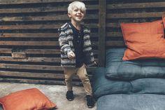 Image 1 of Striped hooded cardigan from Zara Toddler Boy Fashion, Little Boy Fashion, Toddler Boys, Kids Boys, Kids Fashion, Little Boy Outfits, Toddler Outfits, Kids Outfits, Oufits Casual
