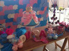 Festa Barbie Fundo do Mar