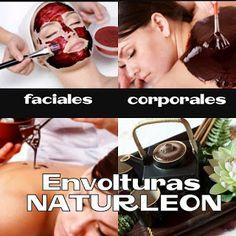 NATURLEON. Centro de masajes. Estetica y Terapias naturales: Envolturas antiedad, antiinflamación, antiestrés, ...