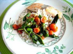 Bratpaprika-Gemüse von gesunde-rezepte.de: Gesunde Ernährung mit cleveren Rezepten für Ihre Gesundheit