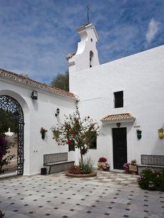 Ermita de Nuestra Señora de la Oliva, Vejer de la Frontera, Cadiz   Spain