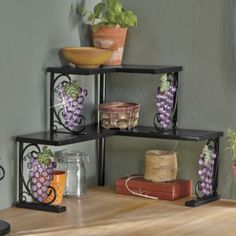 This will look nice in my wine themed kitchen!