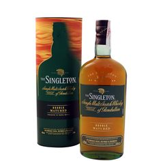 Whisky The Singleton of Glendullan Double Natured 1 L 40% Vol.