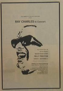 RAY CHARLES SHOW 1969 | Ray Charles Video Museum