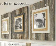 Imperfect is beautiful. New shore-inspired reclaimed wood frames just arrived at The Farmhouse Store! facebook.com/thefarmhousestoreprinceton