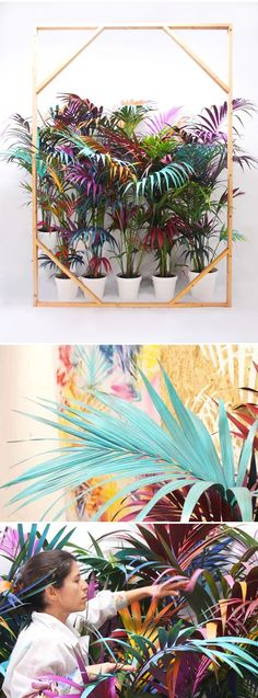 Best Ideas for diy art installation colour Art Floral, Diy Art, Photowall Ideas, Instalation Art, Fleur Design, Artistic Installation, Paper Installation Art, Flower Installation, Art Installations