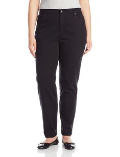 Gloria Vanderbilt Women's Plus Amanda Denim