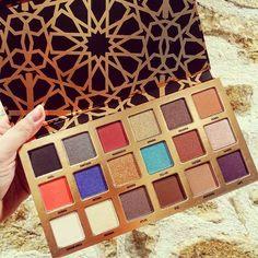 makeup moroccan palette sponjac need trend moroccan moroco palette eyeshadow textured huda arab arabic makeup sponjac 2017 2018 sananas2106 sananas huda beauty elsamakeup french african makeup emirates