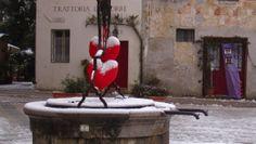 In arrivo a Valvasone, in Friuli Venezia Giulia, la seconda edizione di ValvAmore, festa di San Valentino e degli innamorati nel favoloso borgo medievale #ValvAmore