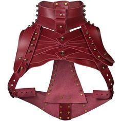 UNA BURKE Shoulder holster