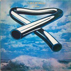 Mike Oldfield / LP Tubular Bells PT: VV-33.021V Green/Red label