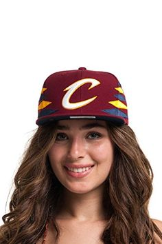 quality design 42bd9 119ea Cleveland Cavaliers NBA Solid Diamond Snapback     To view further for this  item,