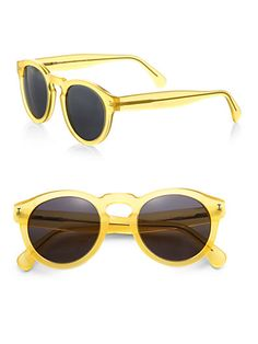 The go-to: Illesteva sunglasses (more spring/summer must-haves -- http://chicityfashion.com/summer-must-haves/)