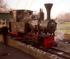 Leighton Buzzard Narrow Gauge Railway Xmas 1992