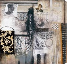 Classical Vision I by Sean Jacobs  $202 48x48 GalleryDirect