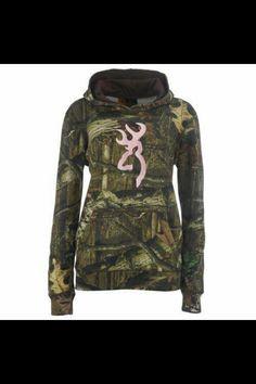 Camo browning hoodie ♡♥♡ @Beth Mulhollen Mulhollen