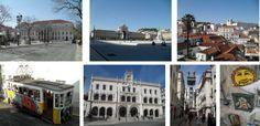 """Aus dem Portugal-Reisebericht von Jan Kimmelmann: """"Entlang der Rua Augusta führte mich der Weg durch den """"Arco da Rua Augusta"""", einen überdimensionalen Triumphbogen. Vor diesem befindet sich, gelegen am Ufer des Tejo, der Praca do Comercio, welcher neben dem Rossio und dem Praca da Figueira zu den drei wichtigsten Plätzen innerhalb der Baixa Pombalina gehört. Auf der Mitte des Platzes befindet sich die Reiterstatue von König Jose l."""""""