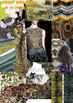 Inspiration Information - Mirella Bruno Print Designs