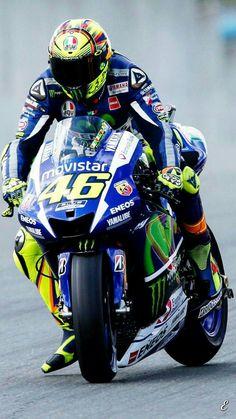 Foto Valentino Rossi, Valentino Rossi Yamaha, Moto Wallpapers, Velentino Rossi, Gp Moto, Yamaha Bikes, Beast Mode, Speed Bike, Racing Motorcycles