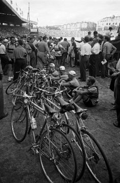 Tour de France 1953. Frank Scherschel—Time & Life Pictures/Getty Images