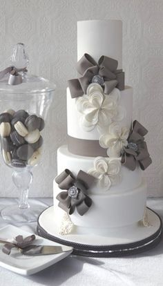 classy gray and white