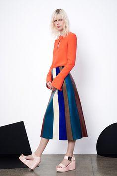 Derek Lam Resort 2016 Fashion Show: Complete Collection - Style.com