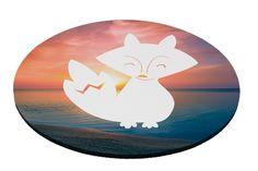 """Mauspad rund Fuchs Deluxe aus Naturkautschuk  black - Das Original von Mr. & Mrs. Panda.  Ein wunderschönes rundes Mouse Pad der Marke Mr. & Mrs. Panda. Alle Motive werden liebevoll gestaltet und in unserer Manufaktur in Norddeutschland per Hand auf die Mouse Pads aufgebracht.    Über unser Motiv Fuchs Deluxe  Füchse sind zauberhafte verspielte Waldbewohner, die ein süßes Accessoire sind und jedermann gefallen. Unser Fuchs """"Deluxe"""" ist zeitlos schön und ist das perfekte Design für Fuchs…"""