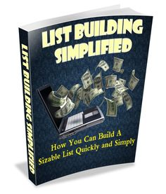 List Building Simplified | Avery Thompson Online