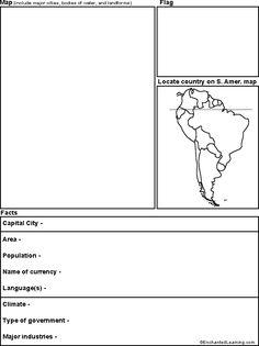 Geographical Mnemonics | Home Schooling- Social Studies | Pinterest
