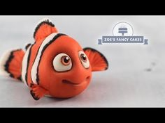 Nemo cake topper Finding Nemo - YouTube