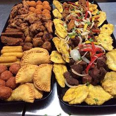 Find images and videos about delicious, haitian food and haitian pate on We Heart It - the app to get lost in what you love. Comida Boricua, Haitian Food Recipes, Food Platters, Caribbean Recipes, Food Goals, Mo S, Food Cravings, I Love Food, Soul Food