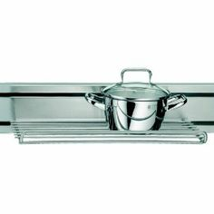 Rail System Storage Grid in Stainless Steel by Franke. $119.99. Franke. AK-30S Features: -Storage grid. Color/Finish: -Stainless Steel finish. Dimensions: -Overall dimensions: 19'' W x 8.5'' D. Collection: -Rail System collection.. Save 32%!