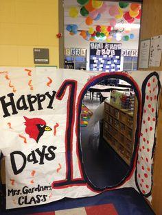 Happy 100 days of school!!