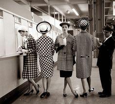 Fotos que muestran la belleza de las mujeres en los años 50