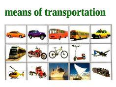 basic transportation - Google Search